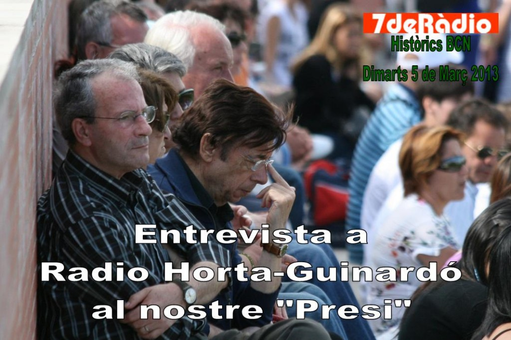 Entrevista Ferran Garcia