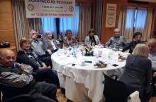 Àpat anual de l'agrupació de veterans (Novembre 2015)