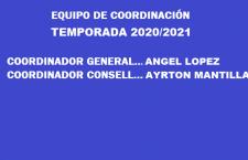 EQUIPO DE COORDINACIÓN 2020-2021