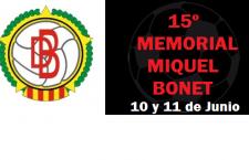 15º MEMORIAL MIQUEL BONET