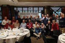 Àpat anual de l'agrupació de veterans (novembre 2019)