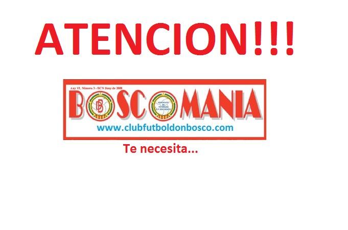 ATENCIÓN!!!