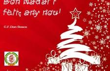 Bon Nadal i feliç any nou 2019