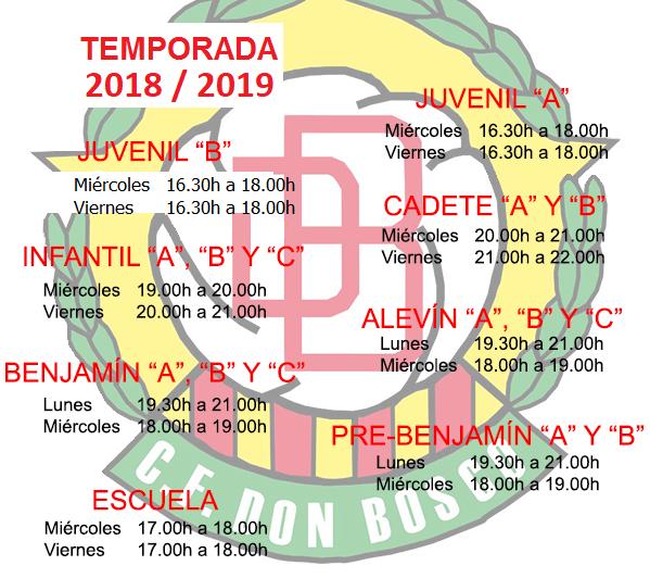 horario_entrenamientos1221